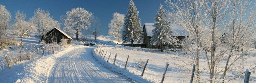 Haut-Jura hiver